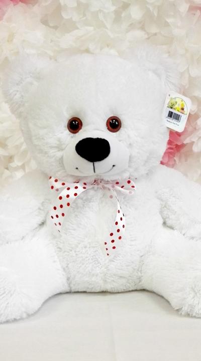 50см Белый медведь