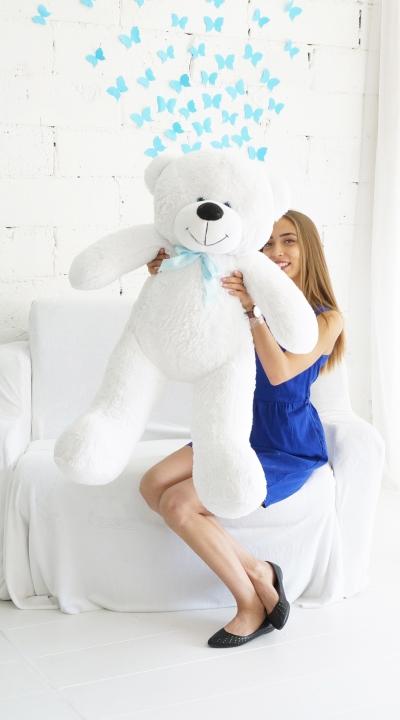 125 см Федор Белый