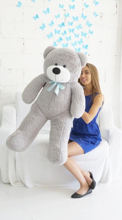 140 см  Федор Серый