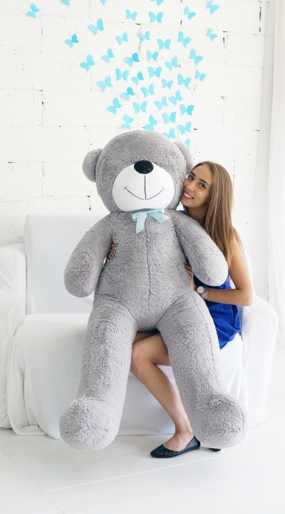 170 см  Федор Серый