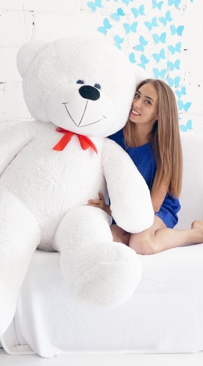 200 см Федор Белый